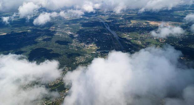 Covid очистил атмосферу Земли