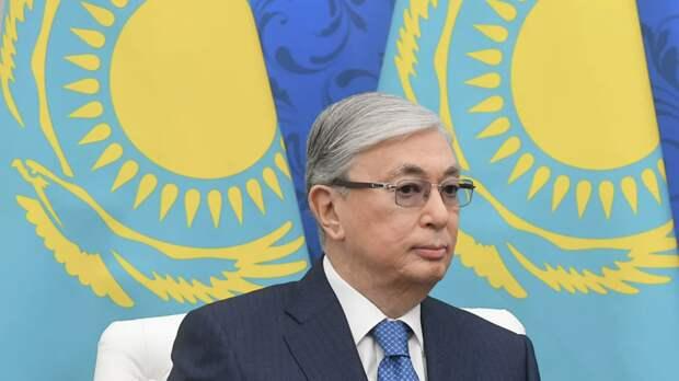 Путин по телефону поздравил президента Казахстана с днём рождения