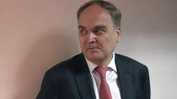В МИД назвали главное условие возвращения Антонова в США