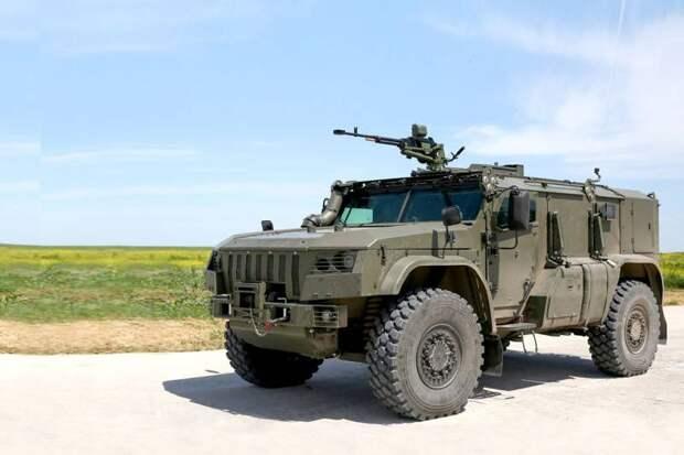 Унификация и новые возможности. Бронеавтомобиль спецназа К-4386 ЗА-СпН