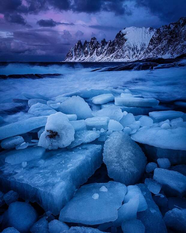 Останавливая мгновение: разные локации планеты в объективе профессионального фотографа