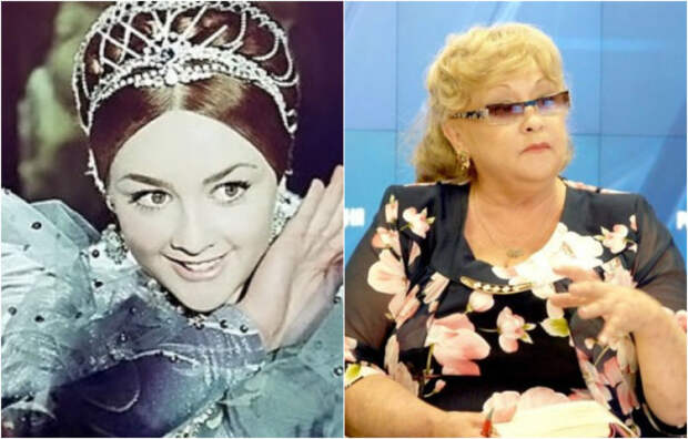 Татьяна Клюева - советская актриса.