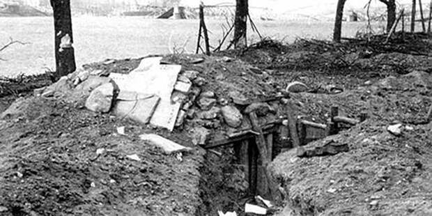 Захват плацдарма Великая Отечественная Война, СССР, война, подвиг