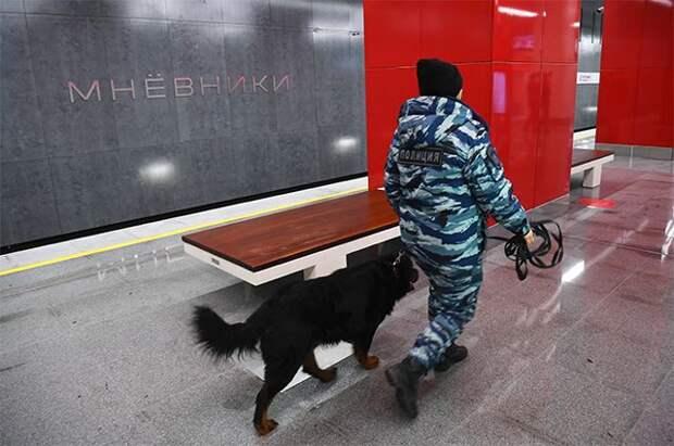 В Москве проверяют сообщения о минировании метро, вокзалов и аэропортов