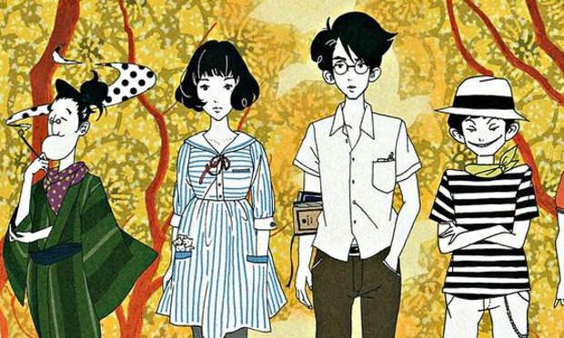 10 артхаусных аниме для ценителей жанра