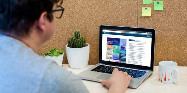 Депутат МГД Русецкая: Спрос на онлайн-курсы повышения квалификации резко вырос после пандемии / Фото: mos.ru