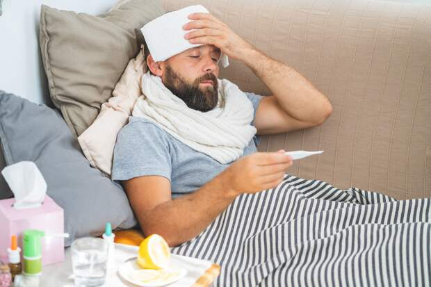 Профилактика сезонной простуды