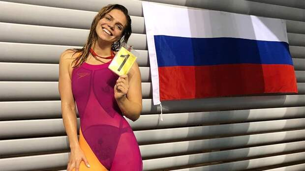 Проживающая вАмерике российская пловчиха Ефимова прошла поулице вместе спротестующими: видео