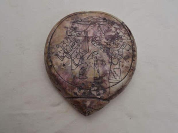 Майя. Новые артефакты из Ацтлана