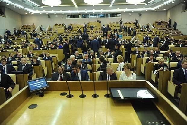 В Госдуме ответили на просьбы артистов о финансовой поддержке