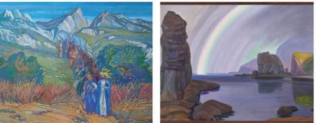 В культурном центре «Тушино» откроется выставка станковой живописи