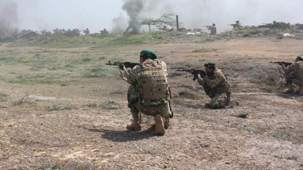 Азербайджан сообщил о гибели военных в перестрелке на границе с Ираном