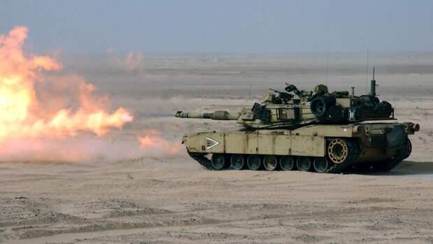 Байден может лишить США единственного танкостроительного завода