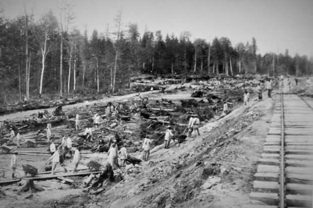 Железная магистраль Уссурийска: по следам старых фотографий