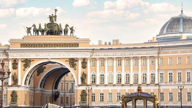 Температура воздуха в Санкт-Петербурге поднимется почти до +30 градусов в субботу 5 июня