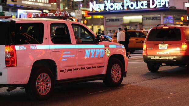 NY1: раненные в стрельбе на Таймс-сквер могли стать случайной мишенью