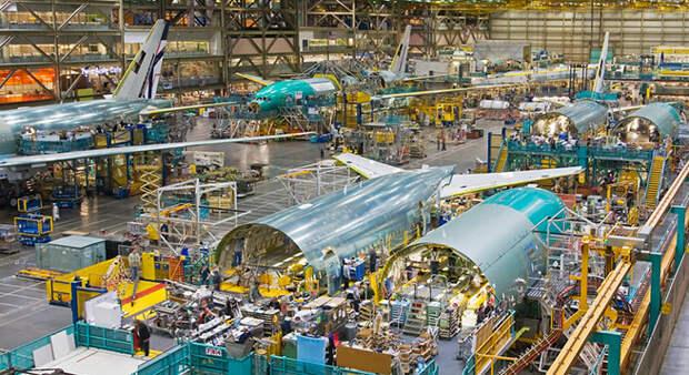 """Boeing приступил к разработке нового проекта """"Boeing 797"""""""