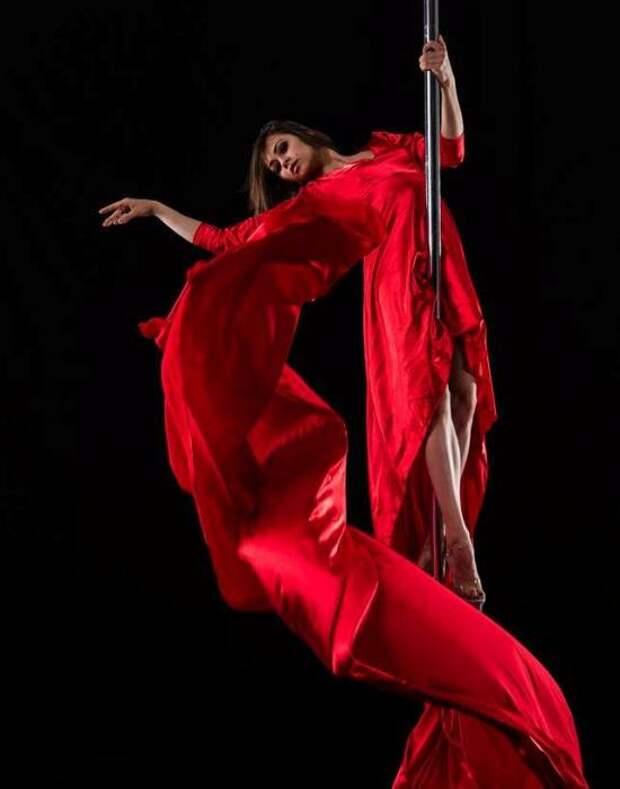 Pole dancе - танец на пилоне