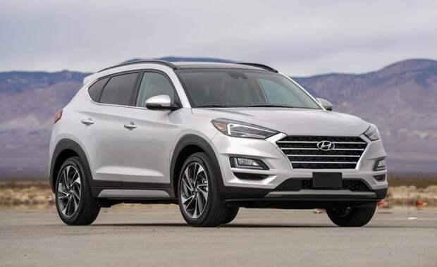 Hyundai Tucson – это стильный кроссовер по интересной цене, который предлагает удобный интерьер и неплохие характеристики.   Фото: nydailynews.com.