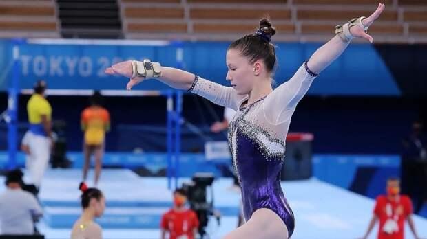 Золото Олимпиады завоевала гимнастка изРостовской области Владислава Уразова