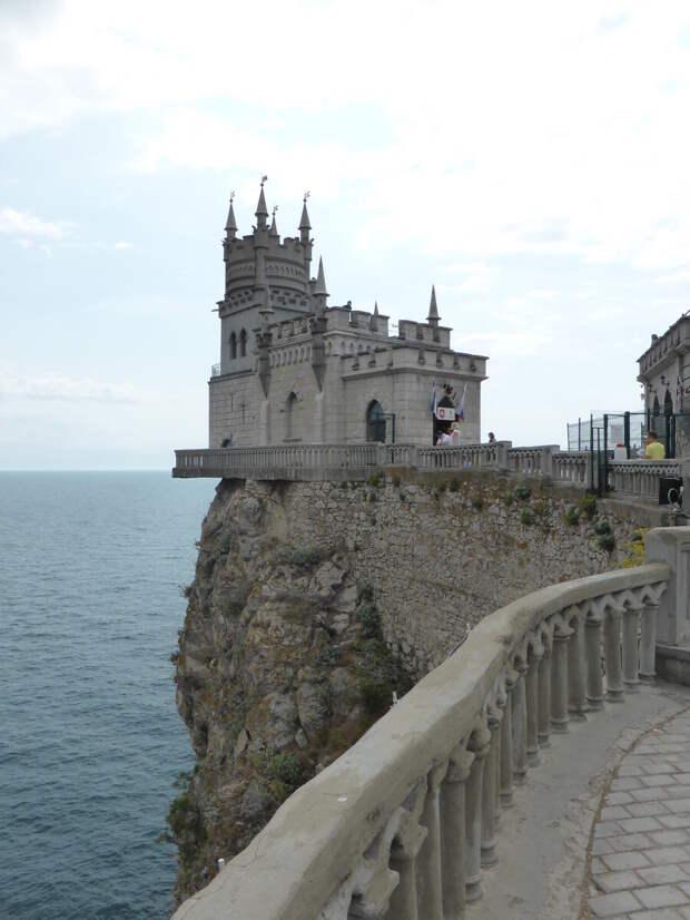 Крым - 10 мест где вы должны побывать.