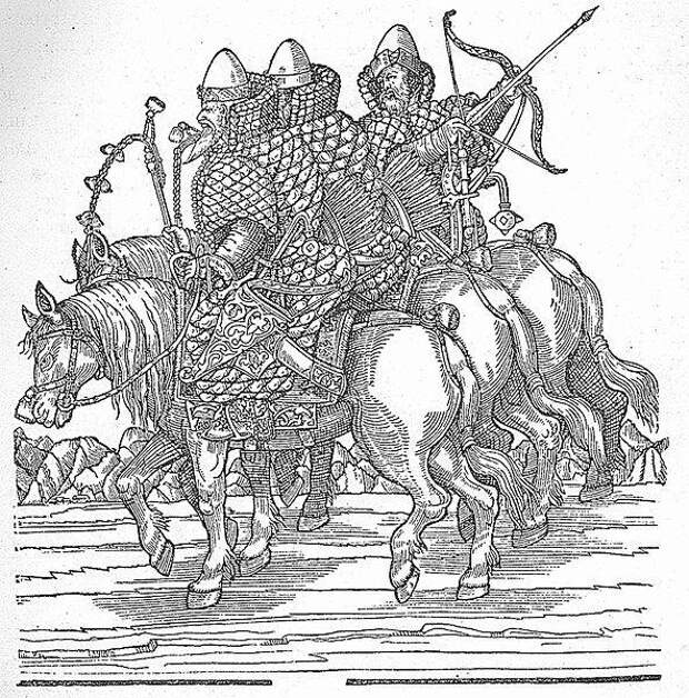 Александр Самсонов. Ливонская война 1-7 части