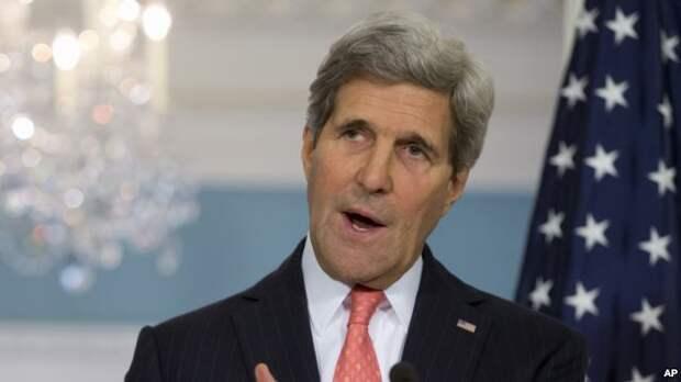 СМИ: Керри настоял на приостановке выделения Украине кредита МВФ