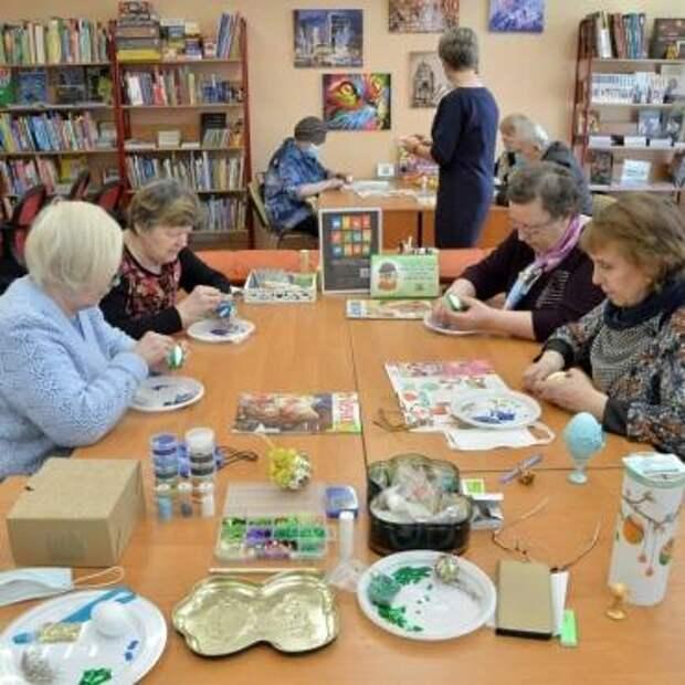 Мурманский городской Клуб старшего поколения возобновил свою работу