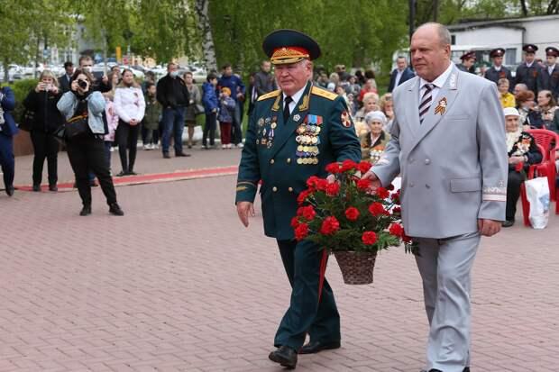 В Нижнем Новгороде отдали дань памяти подвигу железнодорожников в Великой Отечественной войне