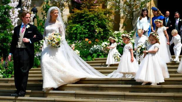 СМИ: у принцессы Майкл Кентской появились тромбы после вакцинации AstraZeneca