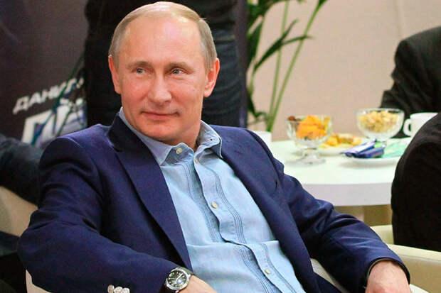 Путин провозгласил Российскую империю 2.0