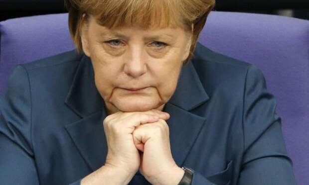 Меркель мечтает о Евромайдане в Калининградской области