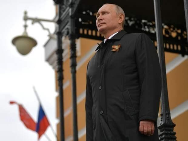 «От слов Путина содрогнулись чиновники и олигархи»