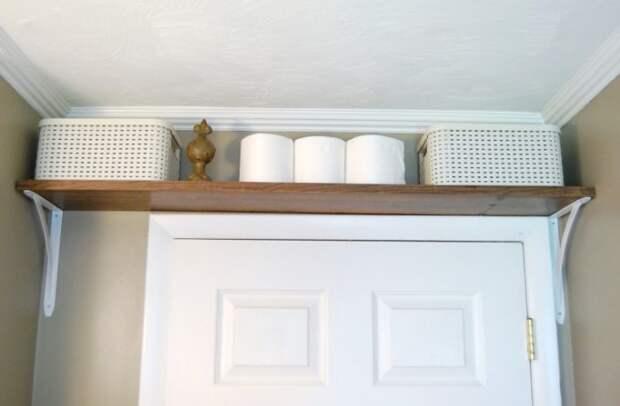 5 идей, как организовать дома систему хранения под потолком