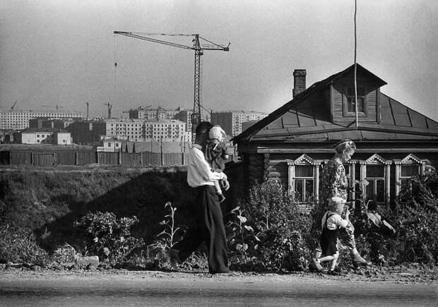 Cartier Bresson10 25 кадров Анри Картье Брессона о советской жизни в 1954 году