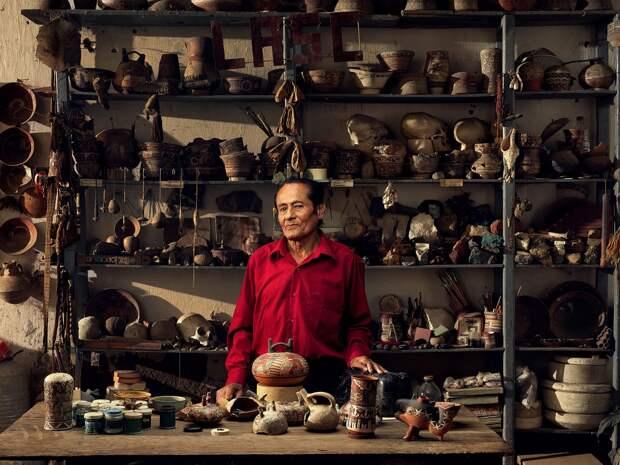 Перуанские мастера ремёсел