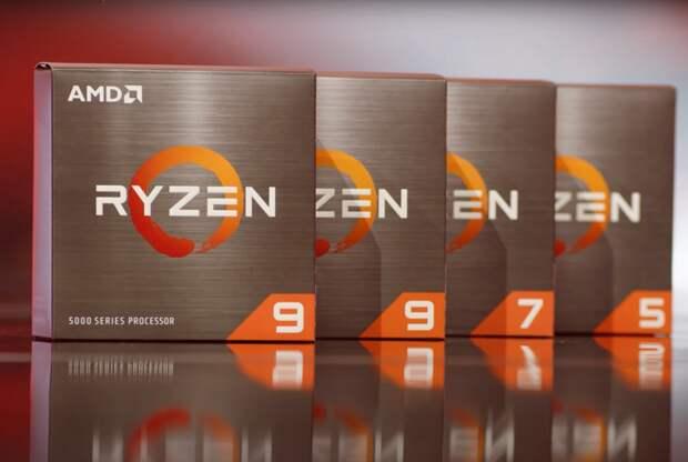 Процессоры AMD Ryzen 5000, судя по всему, имеют какой-то невероятный показатель брака
