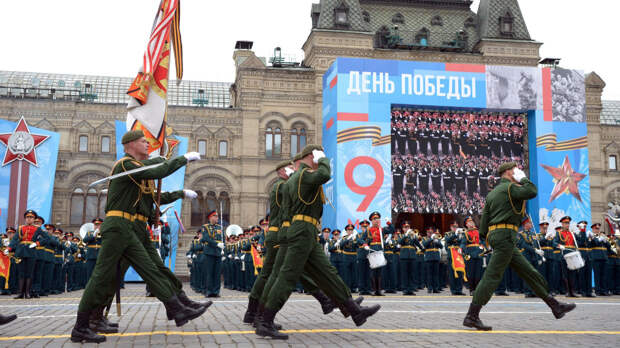 Жители Великобритании поблагодарили Россию за Победу над нацистской Германией