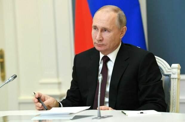 Путин: отношения России и Армении основываются на традициях дружбы