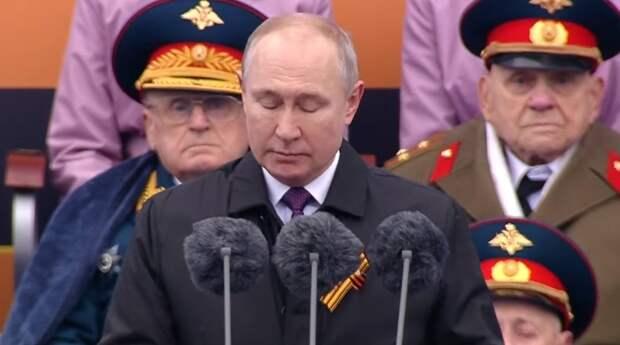 Всего одно слово Путина вызвало бурную реакцию британцев