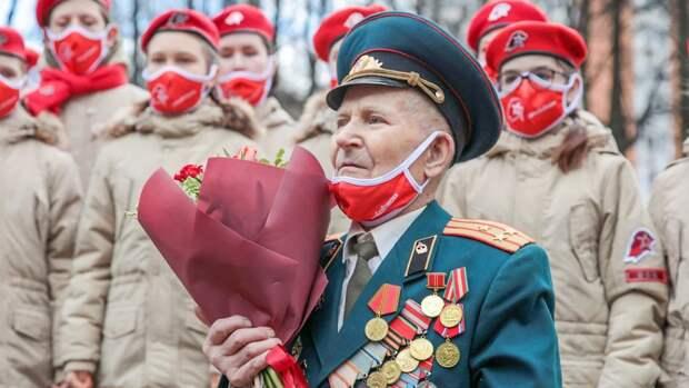 Почти 300 персональных парадов Победы организовали в Краснодарском крае для фронтовиков