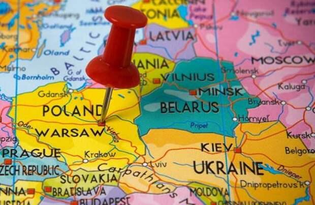 На Украине хотят нового передела Польши