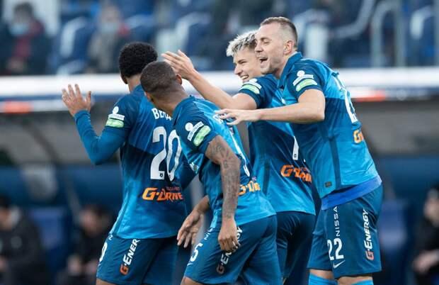 «Зенит» выйдет на матч с «Уфой» в специальных футболках