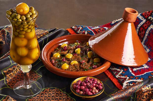 Не надо варить говяжий язык! Попробуйте,  по-мароккански!
