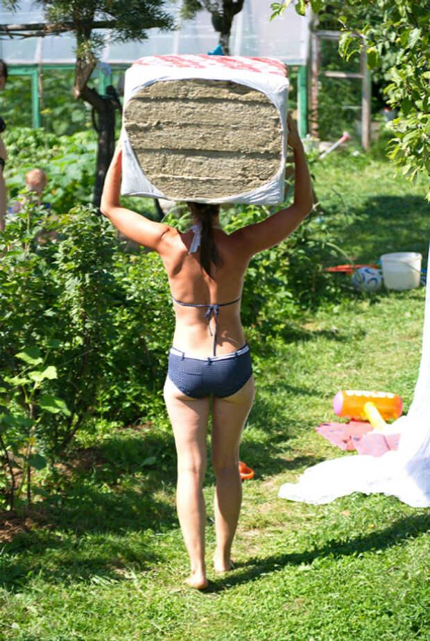 Фото, глядя на которые понимаешь, что женщины в русских селениях еще не перевелись!