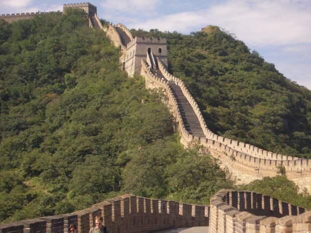 NewPix. ru - Великая Китайская стена