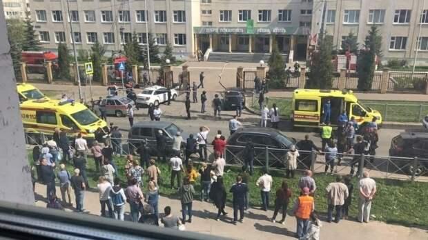 Руководство казанской гимназии отказалось от охраны в период пандемии