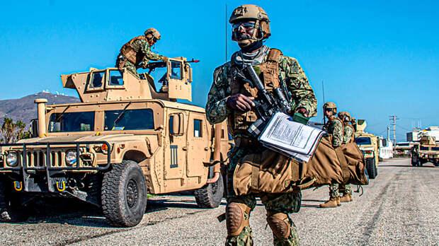 После провала в Афганистане США пытаются захватить Новый шелковый путь