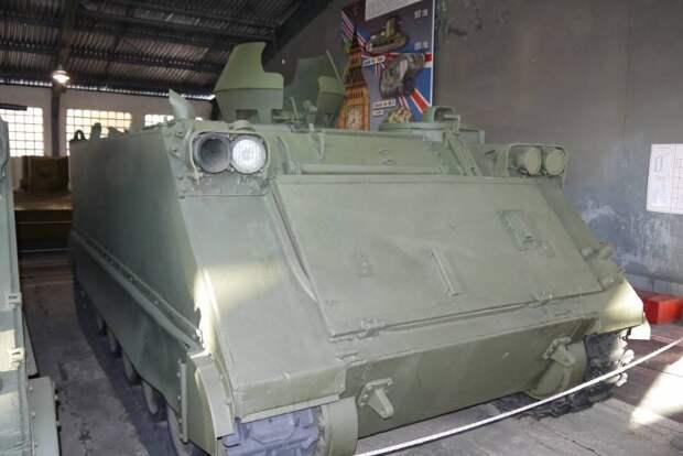 Бронетранспортер М113: испытания в Кубинке и сравнение с БМП-1