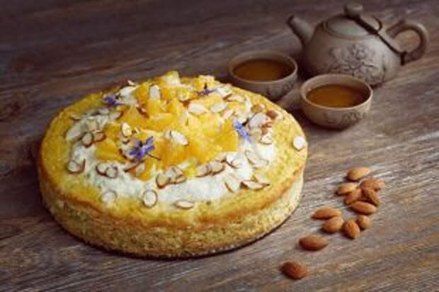 Фрукты на легком тесте. Печем пироги с сезонными продуктами